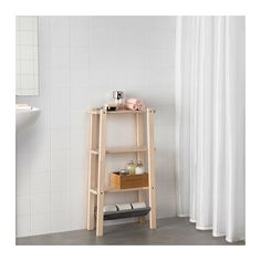 VILTO Shelf unit IKEA - bathroom