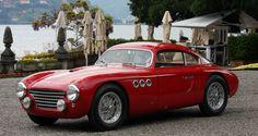 World Otomotif: Cisitalia Abarth 204a Berlinetta Corsa by Carrozzeria Vignale