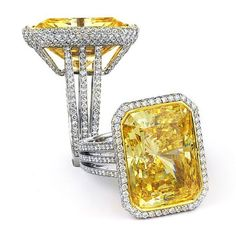 Bez Ambar OC2P3FRECY Engagement Ring