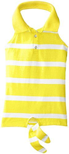 One Step Up Big Girls' Printed Stripe Halter Polo, Lemon Yellow, Small One Step Up http://www.amazon.com/dp/B00KAB3IS0/ref=cm_sw_r_pi_dp_4fPTub0EYR6TS   4,00