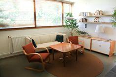 Alvar Aalto's home 40
