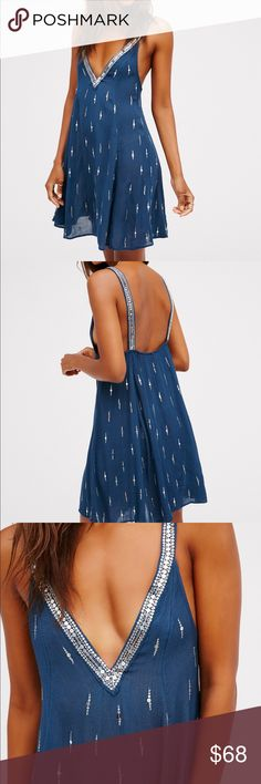 Spotted while shopping on Poshmark: Free People Rising Sun Dress! #poshmark #fashion #shopping #style #Free People #Dresses & Skirts