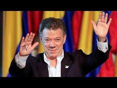"""INC NEWS: Nobel per la pace a Santos: """"Questo premio è per i..."""