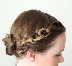 How To Style A Chain Braid - A Beautiful Mess