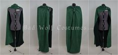 Hey, I found this really awesome Etsy listing at https://www.etsy.com/listing/186924909/hooded-versatile-fantasy-cloak-with