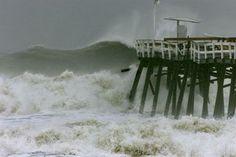 Hurricane Floyd 1999 Jacksonville Beach, FL
