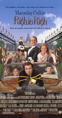 Directed by Donald Petrie.  With Macaulay Culkin, Edward Herrmann, John Larroquette, Christine Ebersole. A rich young boy finds his family targeted in an inside job and must use his cunning to save them.
