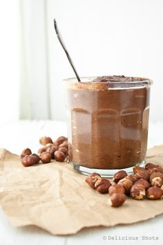 It's so dangerous to make your own nutella. I'm not talking about the process, which is very simple. I'm talking about the fac...