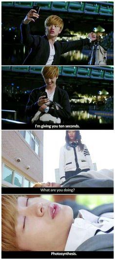 gong tae-kwang / sungjae (btob) in who are you school 2015 Yongin, Who Are You School 2015, Moorim School, Sungjae Btob, Drama Funny, Drama Fever, W Two Worlds, Kdrama Memes, Korean Entertainment