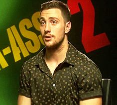 Let's Take In Aaron Taylor-Johnson's Transformation Into Mega Hot Dude