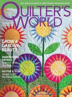 quilter world 1016 - Joelma Patch - Picasa Web Albums Sewing Magazines, Crochet Magazine, Book Quilt, Bargello, Book Crafts, Craft Books, Quilting Projects, Diy Projects, Quilt Making