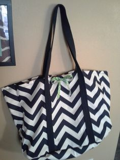 Everything I want, and nothing I don't: SEW CUTE!!!! I made a tote bag!
