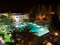 Golden Odyssey: basen, teren hotelu