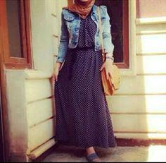 Hijjab style by instagram   like it