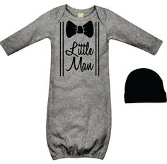 Imagine bringing home your little man from the hospital in this adorable newborn…