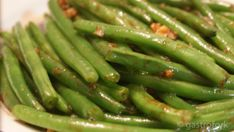 A simple side to compliment any main dish! Stir fried garlic green beans are my go to when I'm short on time. You can find this and many more recipes in our cookbook,Filipino Cooking Made Easy! Check out the video and the recipe below!: 6 cloves of garlic minced 1/2-1lb string green beans, washed with …