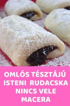 Nincs vele macera! #édesség #sütemény Hungarian Cuisine, Hungarian Recipes, Smoothie Fruit, Cake Recipes, Dessert Recipes, Tea Cookies, Cookie Desserts, Christmas Baking, Hot Dog Buns