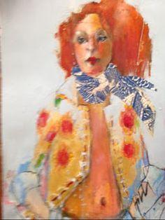 Liz Hill, Irreverent art...