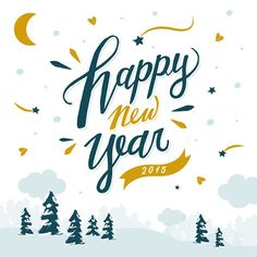Happy New Year design by Print Your Love http://printyourlove.fr