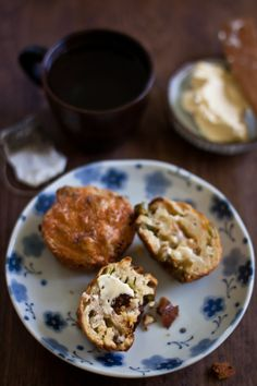 A Healthy Savory Breakfast Muffin | Playful Cooking