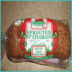 alvarado street bakery - sprouted bread