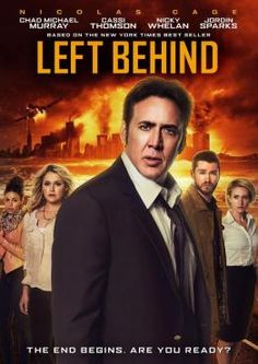 Left Behind (2014), Movie on Blu-Ray, Drama Movies, Sci-Fi & Fantasy Movies, even more movies, even more movies on Blu-Ray