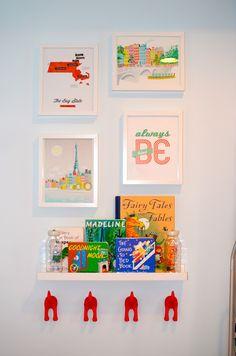 6th Street Design School | Kirsten Krason Interiors : E-Design Nursery Before and After