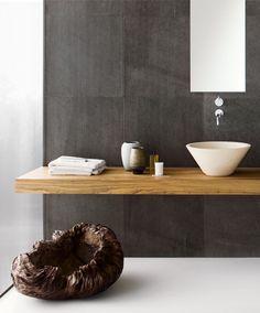 bathroom Spa Like Bathroom, Laundry In Bathroom, Dream Bathrooms, Washroom, Modern Bathroom, Interior Garden, Bathroom Interior Design, Toilet Design, Minimalist Interior