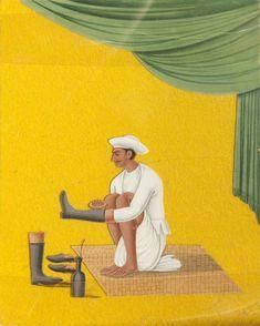 Indian servant