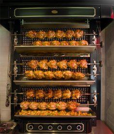 Rôtisserie Dufrénoy. Best Chicken on earth. Rue Dufrénoy 75016.