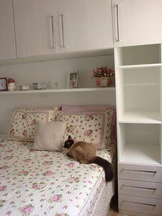 O AMBIENTE IDEAL: Meu dormitório planejado quase decorado: parte III