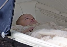 Princess Charlotte was christened Sunday, July 5, at the Church of St. Mary Magdalene on Queen Elizabeth II's Sandringham Estate, where the late Princess Diana was baptized.