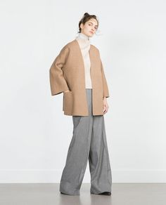Image 1 of HAND MADE JACKET from Zara