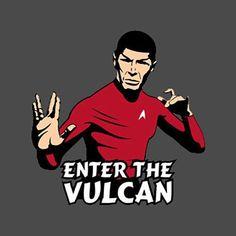 Enter The Vulcan