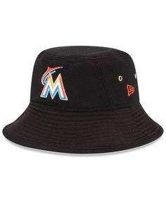 New Era Miami Marlins Team Redux Bucket Hat