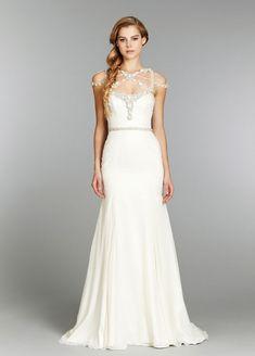 khaleesi dresses | Wedding Dresses: Hayley Paige Fall 2013 Collection