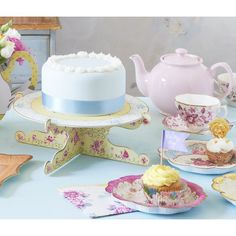 Talking Tables - cake stand