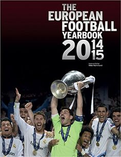 The European Football Yearbook 2014/15 #soccer #football http://www.soccerbooks.co.uk/