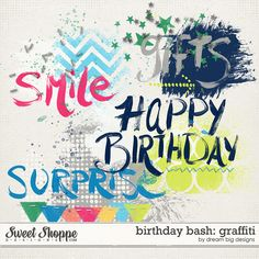 Birthday Bash: Graff