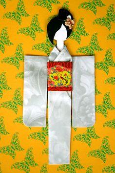 Mikano Yuri: Shinju in White Winter Kimono