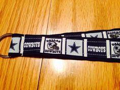 Nfl Dallas Cowboys Keychain Lanyard  on Etsy, $9.00