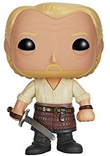 Funko 022696 Pop Television: Game Of Thrones Jorah Mormont 40 Vinyl Figure