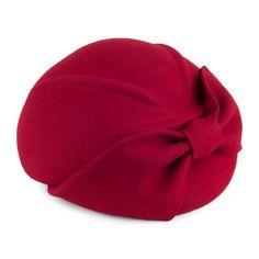 a19402726ea64 Failsworth Hats Alicia Winter Beret - Crimson. BeretCaps HatsBeretsBaseball  Hat