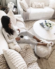 Ideas For Clothes Comfy Lazy Days Coffee Lazy Outfits, Outfits For Teens, New Outfits, Trendy Outfits, Diy Clothes Rack, Comfy Clothes, Joggers Outfit, Clothing Logo, Home Outfit