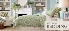 All Bedding - Category: Bed Skirts, Bedding Sets, Sheets And Sheet Sets, Coverlets & Quilts, Blankets And Throws, Bedding Accessories | Birch Lane