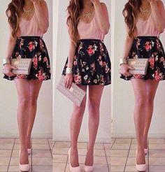 beawom.com cute skirt outfits (36) #cheapskirts
