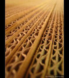 Cardboard Fibers in 1 Article in Arabic about the Cardboards - 12 March 2009   Wikipedia