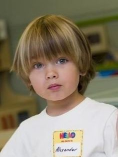 Pleasant 1000 Images About Boy Hair Styles On Pinterest Boy Hair Hairstyle Inspiration Daily Dogsangcom
