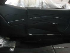 do blog 15 Carpet, package tray, and door panels complete in the 1969 Camaro SS