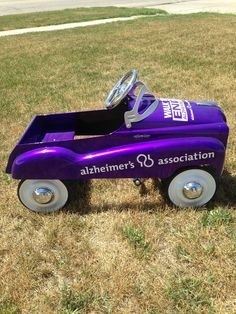 Walk to End Alzheimer's is the world's largest event to raise awareness and funds for Alzheimer's care, support and research. Find a Walk near you! Walk To End Alzheimer's, Alzheimer's Association, Alzheimers Awareness, Pedal Car, Raffle Tickets, Local Events, Fundraising Events, Will Turner, The Millions